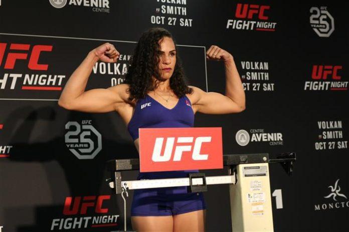 003 - Talita Bernardo UFC Moncton