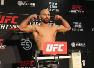 Artem Lobov, UFC Moncton