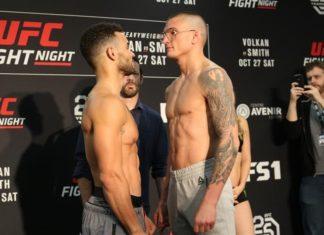 UFC Moncton Prelims