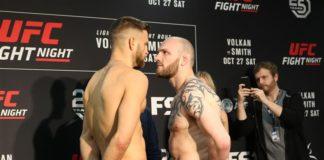 Calvin Kattar vs. Chris Fishgood, UFC Moncton