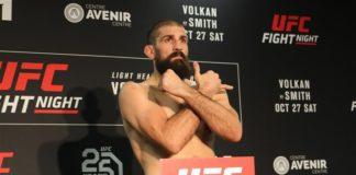 UFC Moncton Court McGee