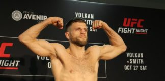 009 Calvin Kattar UFC Moncton