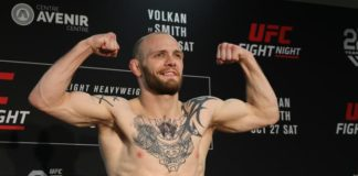 Chris Fishgold UFC