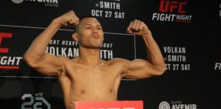 Andre Soukhamthath UFC