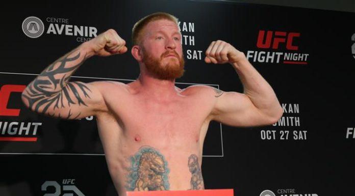 Ed Herman, UFC Moncton
