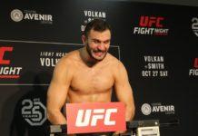 UFC Prague Michal Oleksiejczuk Gian Villante