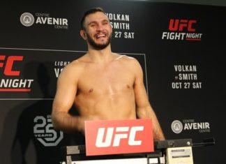 Gian Villante UFC