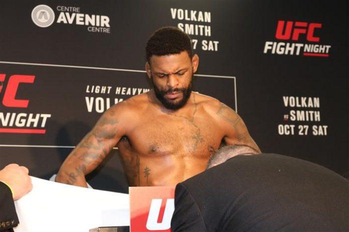 Michael Johnson UFC Philadelphia