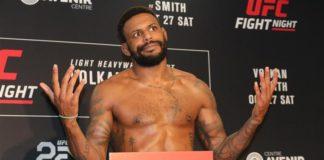 Michael Johnson, UFC Moncton Weigh-in