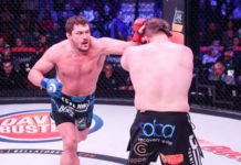 Bellator 207 Matt Mitrione Ryan Bader