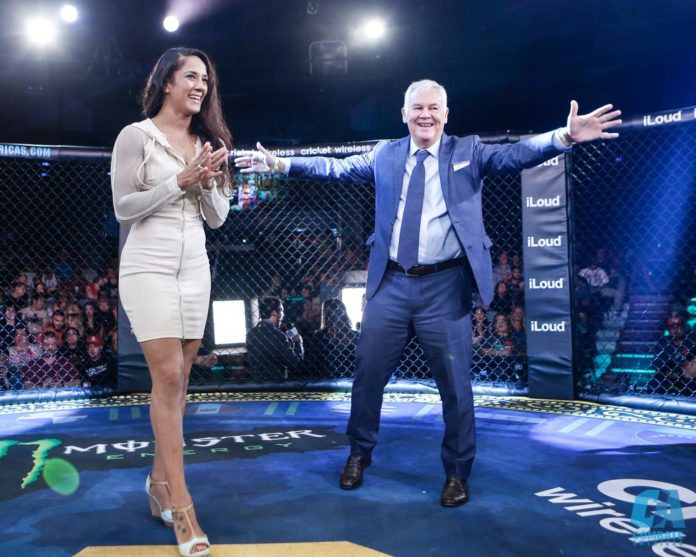 Amanda Serrano Combate Americas