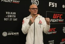 Anthony Smith, UFC Moncton UFC Jacksonville