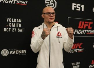 Anthony Smith, UFC Moncton