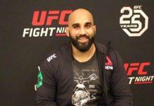 Arjan Bhullar UFC Moncton