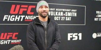Artem Lobov, UFC Moncton media day