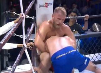 Dmitry Batok Kumite 1 League