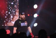 Roy Nelson Bellator MMA