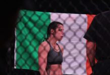 Sinead Kavanagh Bellator MMA