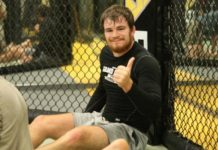 Brad Scott UFC