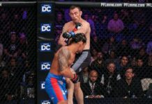 Ray Cooper III defeated Jake Shields at PFL 10