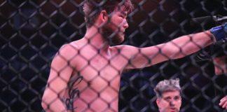 Corey Browning Bellator 207