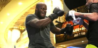Derrick Lewis UFC 230