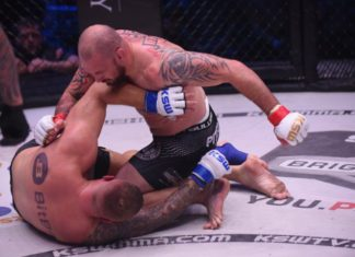 Phil De Fries vs Karol Bedorf, KSW