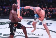 Cheick Kongo and Tim Johnson, Bellator MMA