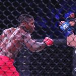 Lorenz Larkin vs. Ion Pascu, Bellator 207