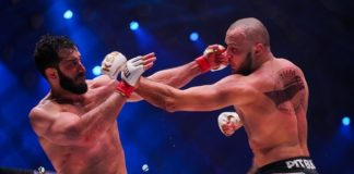 Mamed Khalidov vs. Tomasz Narkun II will headline KSW 46