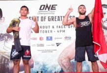 ONE Championship: Pursuit of Greatness - Aung La N Sang and Mohammad Karaki