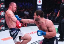 Bellator MMA Anatoly Tokov