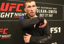 Stevie Ray, UFC Moncton