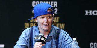 Tonya Evinger UFC 229