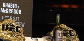 UFC 229 press conference