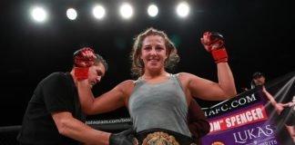 Felicia Spencer, Invicta FC 32, UFC
