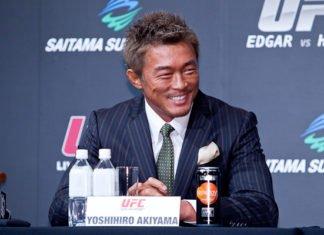 Yoshihiro Akiyama ONE Championship