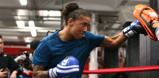 UFC Denver Germaine De Randamie Raquel Pennington
