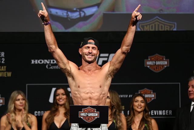 UFC Denver Donald Cerrone Mike Perry