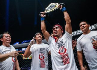 Kevin Belingon ONE Championship