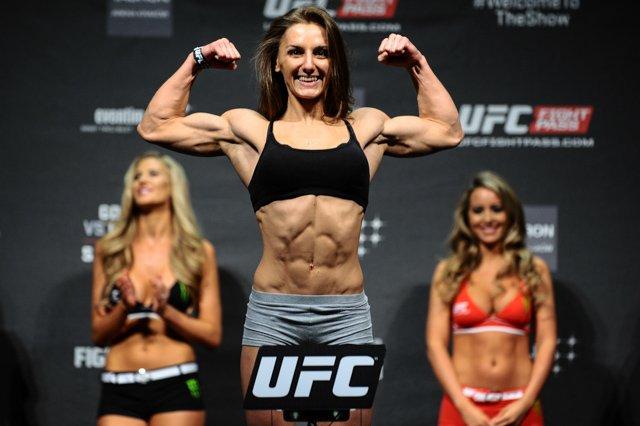 Alexandra Albu UFC