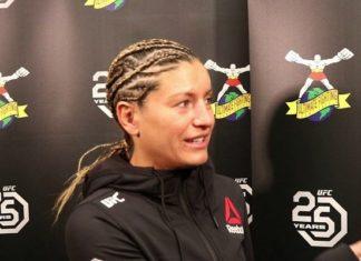 Ashley Yoder, UFC Denver