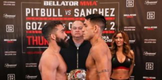 Patricio Pitbull and Emmanuel Sanchez