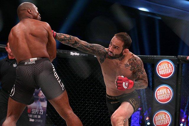 Guilherme Vasconcelos Bellator MMA