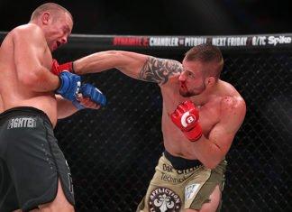 Chris Honeycutt Bellator MMA