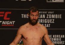 Cowboy Cerrone Donald Cerrone UFC Brooklyn