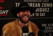 Donald Cerrone, UFC Denver media day