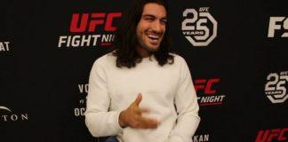 Elias Theodorou UFC Moncton