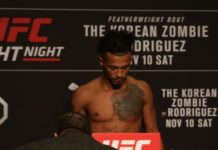 Eric Shelton UFC Nashville Jordan Espinosa