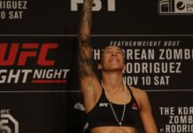 Germaine de Randamie, UFC Denver